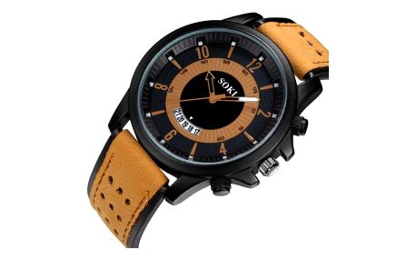 Pánské analogové hodinky Merlin