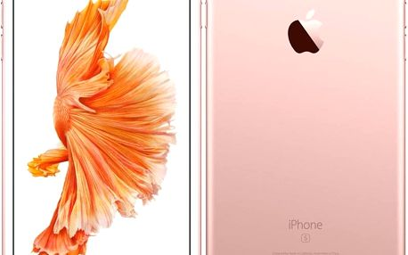 Mobilní telefon Apple iPhone 6s Plus 32GB - Rose Gold (MN2Y2CN/A)