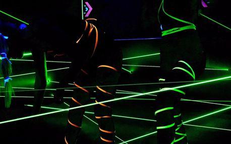 První laserové bludiště v ČR pro 1 nebo 3 hráče