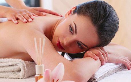 Úleva tělu a odpočinek duši: masáže dle výběru