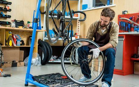 Šlápněte na to: kompletní servis a seřízení kola
