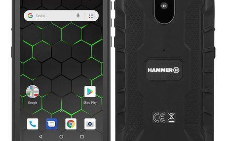 myPhone Hammer Active 2 černý (TELMYAHACTIVE23GBK)
