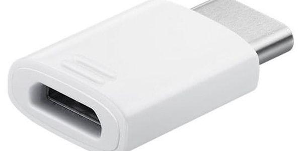 Redukce Samsung Micro USB / USB-C (3ks) (EE-GN930) bílá (EE-GN930KWEGWW)