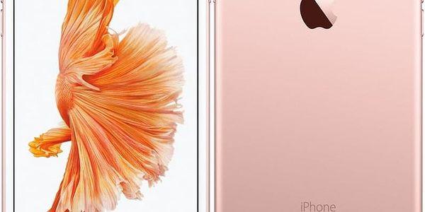 Mobilní telefon Apple iPhone 6s Plus 32GB - Rose Gold (MN2Y2CN/A)
