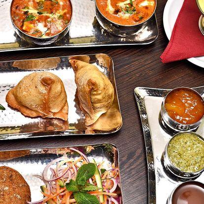 Chuť Indie: otevřený voucher na 500 či 1000 Kč