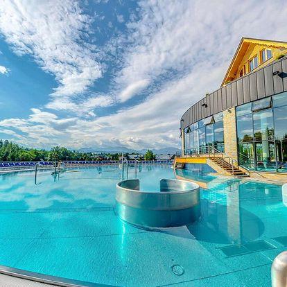 Na přání: červenec v aquaparku Chochołowskie Termy