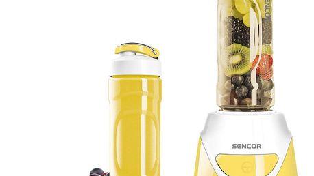 Sencor SBL 3206YL smoothie mixér, žlutá
