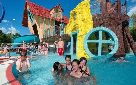 Park Inn Zalakaros Resort Spa**** v termálech od jara do podzimu