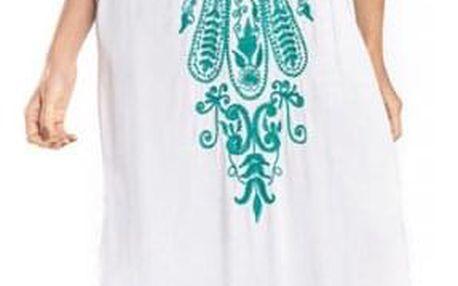 Dlouhé dámské šaty Emiliana