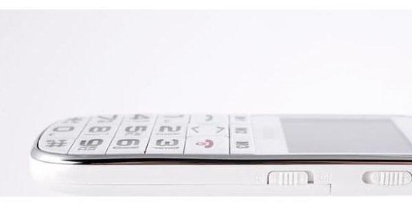 Mobilní telefon Tesla SimplePhone A50 bílý (TAMBPSNA50WH)4