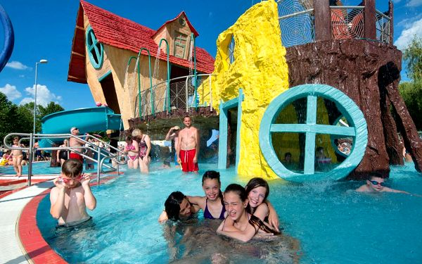 Park Inn Zalakaros Resort Spa**** v termálech s polopenzí