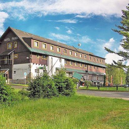 Jizerské hory v hotelu s relaxem v sauně a polopenzí, termíny přes léto