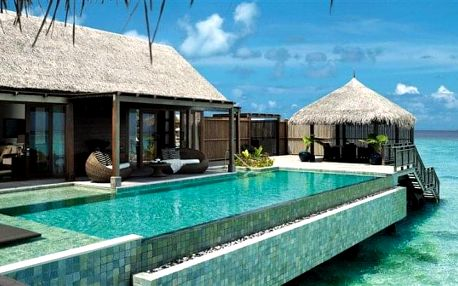 Maledivy, Addu Atol, letecky na 13 dní snídaně