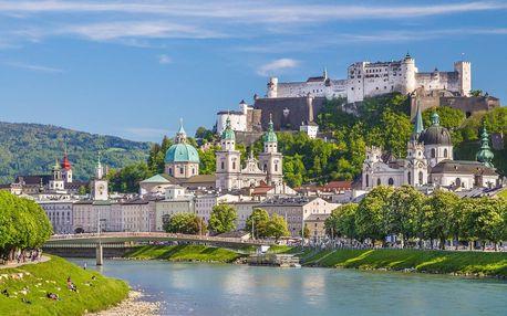 Ubytování v Salzburgu s 2 dětmi do 17 let zdarma