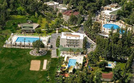 Turecko - Side na 8 dní, all inclusive s dopravou letecky z Ostravy