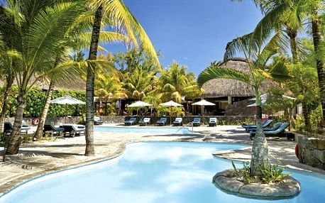 Mauritius, Belle Mare, letecky na 15 dní all inclusive