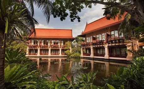 Thajsko, Hua Hin, letecky na 15 dní snídaně