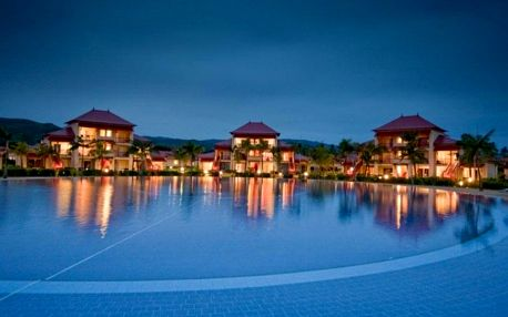 Mauritius, Bel Ombre, letecky na 15 dní all inclusive