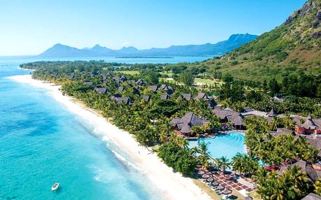 Mauritius, Le Morne, letecky na 15 dní snídaně