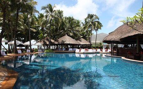 Mauritius, Belle Mare, letecky na 13 dní snídaně