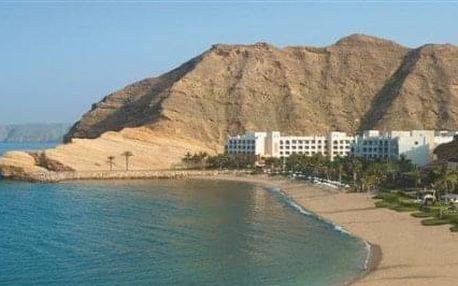 Omán, Muscat, letecky na 13 dní snídaně