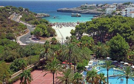 Španělsko, Mallorca, letecky na 8 dní polopenze