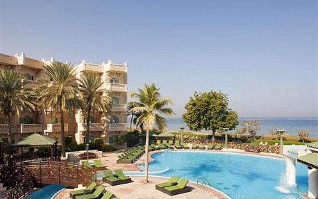 Omán, Muscat, letecky na 13 dní polopenze
