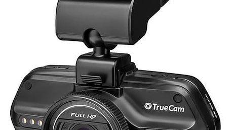 Autokamera TrueCam A5S černá + dárek Autokosmetika Benecare Easyview s NANO technologií (zdarma)