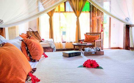 Zanzibar - Spice Island Hotel & Resort na 9 dní, polopenze s dopravou letecky z Prahy