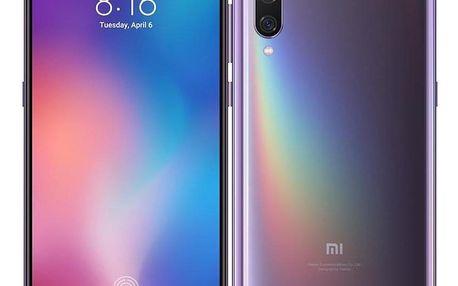 Xiaomi Mi 9 128 GB Dual SIM fialový (22914)