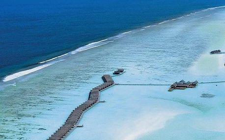 Maledivy, Jižní Ari Atol, letecky na 9 dní polopenze