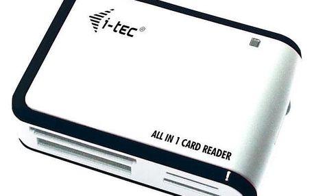 i-tec All in One USB 2.0 bílá (USBALL3-W)