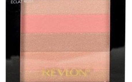Revlon Highlighting Palette 7,5 g rozjasňující paletka pro ženy 030 Bronze Glow