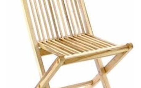 Garthen Gardenay 363 Skládací židle z týkového dřeva