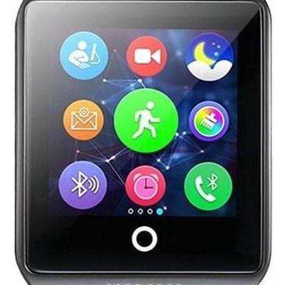 IMMAX SW7 SIM černé (09008)