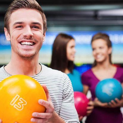 Bowling na hodinu až pro šest hráčů