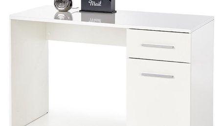 Psací stůl Lima B-1 bílá