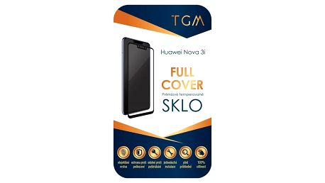 TGM Full Cover pro Huawei Nova 3i černé (TGMHUANO3IBK)