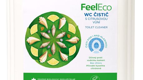 FEEL ECO WC čistič s citrusovou vůní 5l