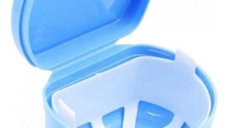 Úložný box pro umělé zuby - 5 barev