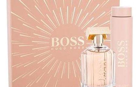HUGO BOSS Boss The Scent For Her 100 ml sada parfémovaná voda 100 ml + tělové mléko 200 ml pro ženy