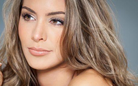 Vlasové balíčky pro dámy: Střih i melír
