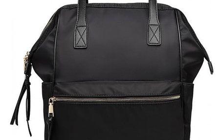 Dámský černý batoh Lorelain 6840