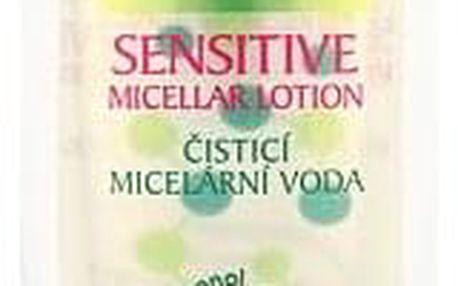 Dermacol Sensitive čisticí micelární voda pro citlivou pleť 400 ml pro ženy