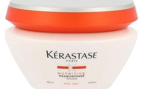 Kérastase Nutritive Masquintense Irisome 200 ml maska pro suché, extrémně citlivé a silné vlasy pro ženy