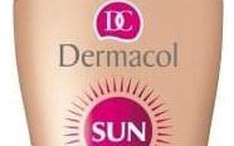 Dermacol Sun Milk Spray SPF10 200 ml voděodolné mléko na opalování ve spreji pro ženy