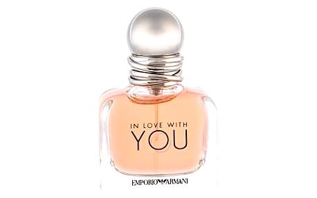 Giorgio Armani Emporio Armani In Love With You parfémovaná voda 30 ml pro ženy