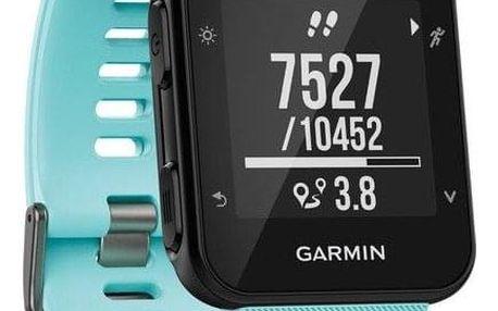 GPS hodinky Garmin Forerunner 35 modré (010-01689-12)
