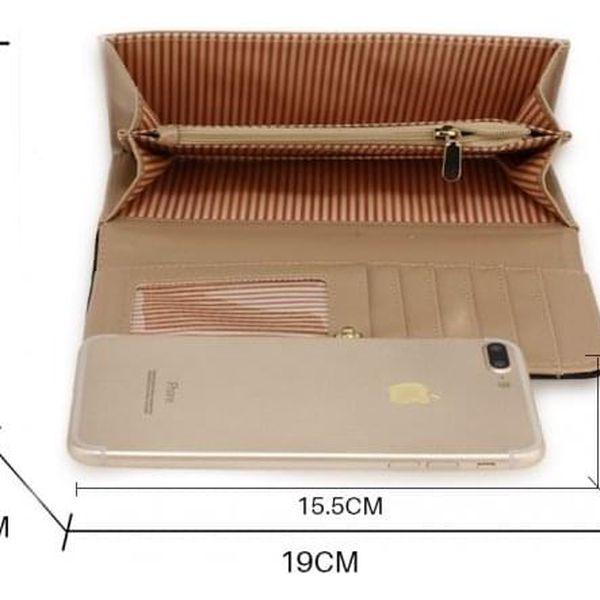 Dámská tělová peněženka Salma 1071A2