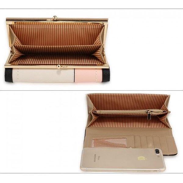 Dámská tělová peněženka Salma 1071A3